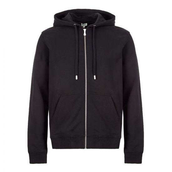 Kenzo Hoodie F005BL722|4MD Black At Aphrodite Clothing