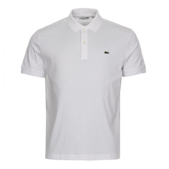 Lacoste Polo Shirt | DH2050-00-001 White