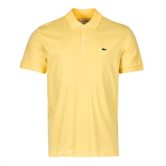 Lacoste Polo Shirt | DH2050 00 6XP Yellow