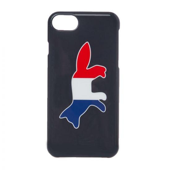 Maison Kitsune iPhone 8 Case | DU05607A P0001 AN Grey