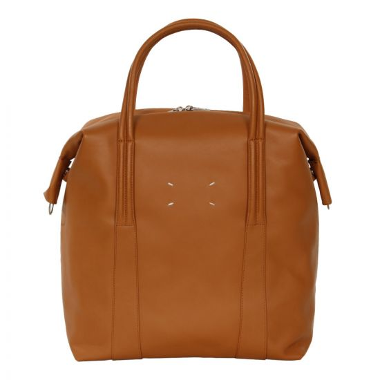 Maison Margiela Sailor Bag S55WC0050 PR516 136 Tan Calfskin