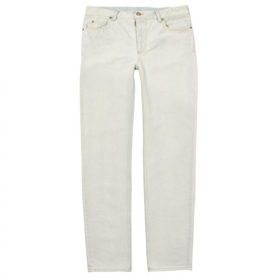 maison margiela jeans S50LA0127 S30561 464 light wash