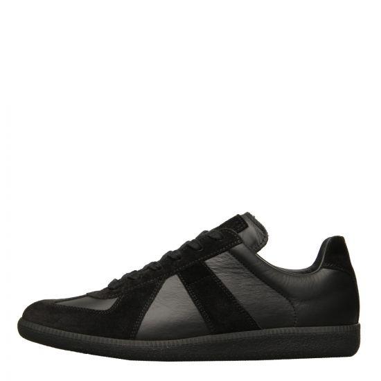 Maison Margiela Replica Sneaker S57WS0236 P1897 900 Black