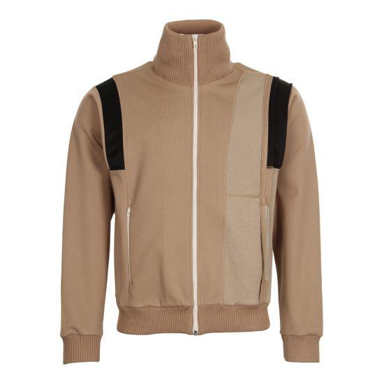 Maison Margiela Sweat Jacket S50HG0001 S23168 110 Taupe