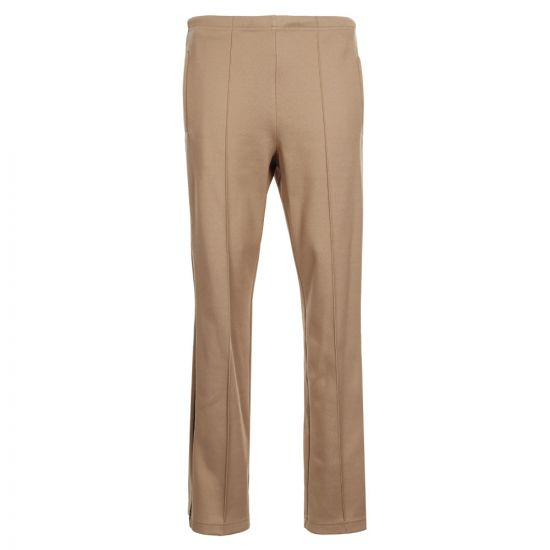 Maison Margiela Side Stripe Trousers S50KA0424 S23168 110 in Taupe