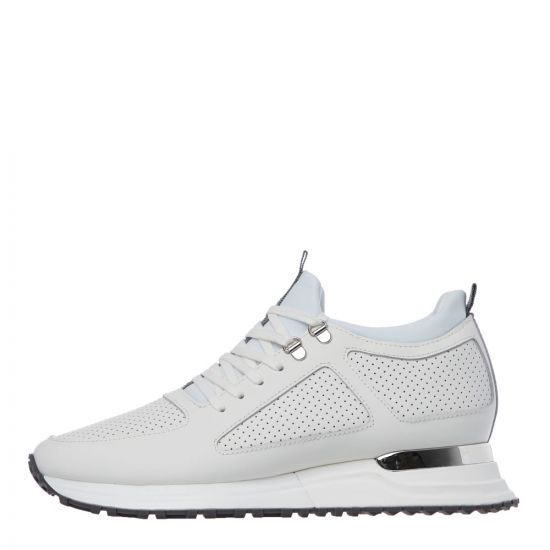 Mallet Diver 2.0 Trainers – White 21244CP -1