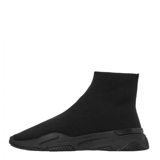 Mallet Sock Runner - Black 21326CP -1