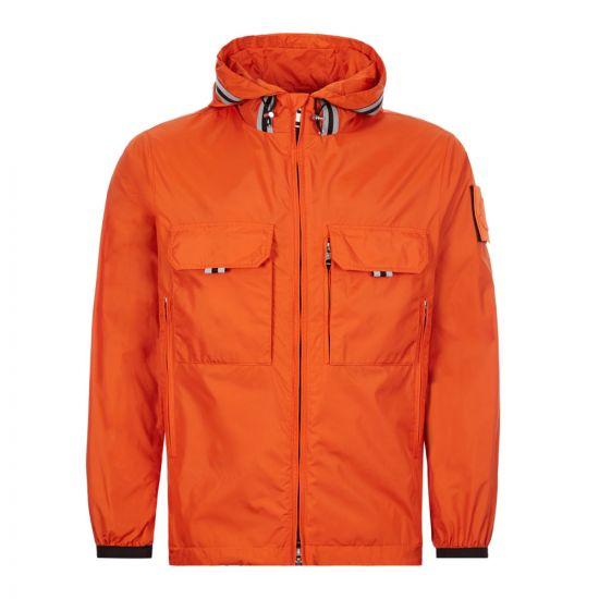 Moncler Jacket Abbe - Orange 21569CP -1