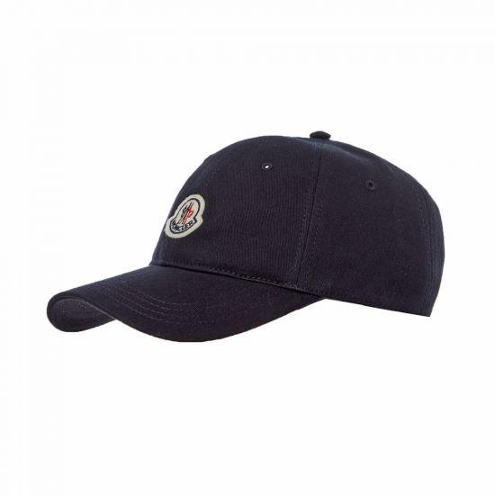 Moncler Baseball Cap – Navy 21565CP -1