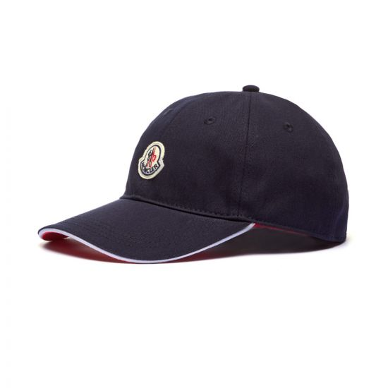 Moncler Cap, 3B707 00 V0090 742 Navy Red, Aphrodite 1994