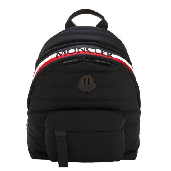 Moncler Dolomites Backpack 00628 00 539AX 999 in Black