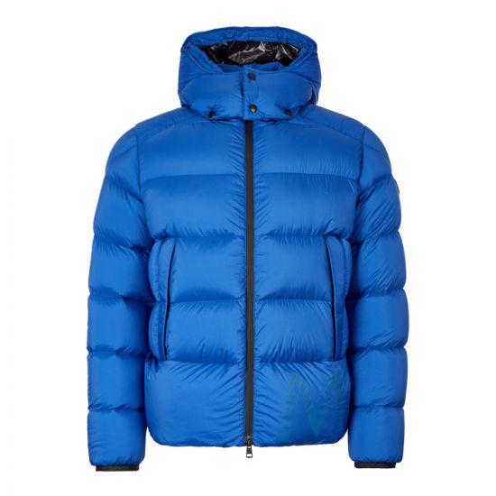 Moncler Jacket Willms 41981 55 53333 73L Blue