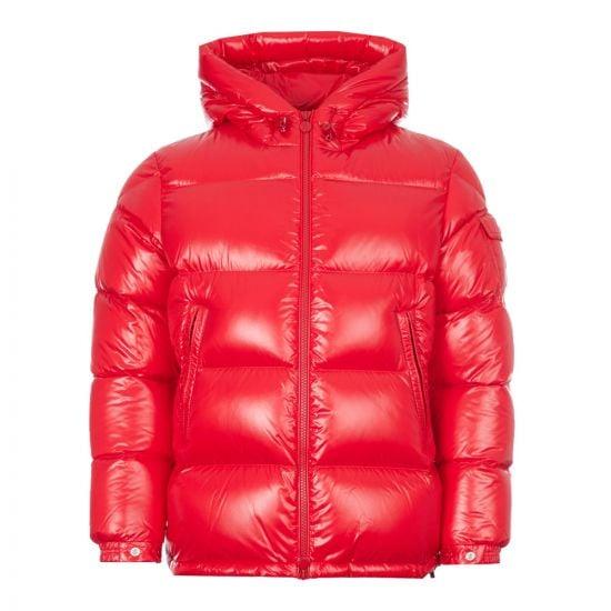 moncler ecrins jacket 1A545 00 68950 455 red