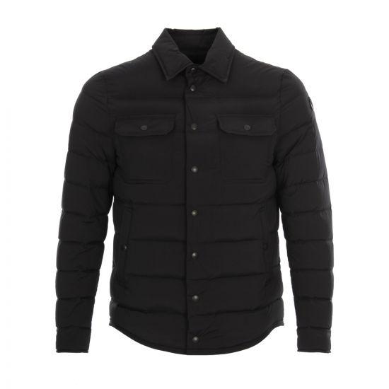 Moncler Jacket Black Gaudenier