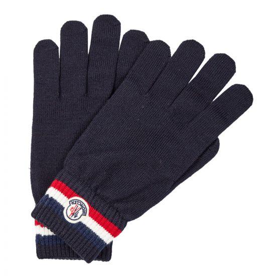 moncler gloves 00549 00 02292 742 navy