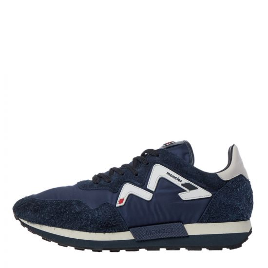 Moncler Herald Trainers - Blue  21947CP 0