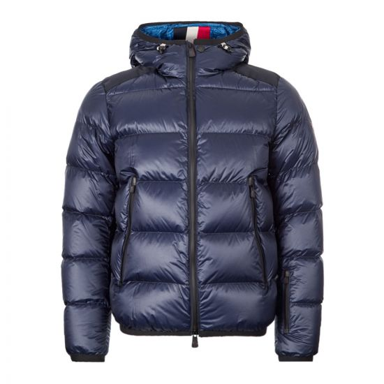 Moncler Jacket Hintertux - Dark Blue 21110CP -1