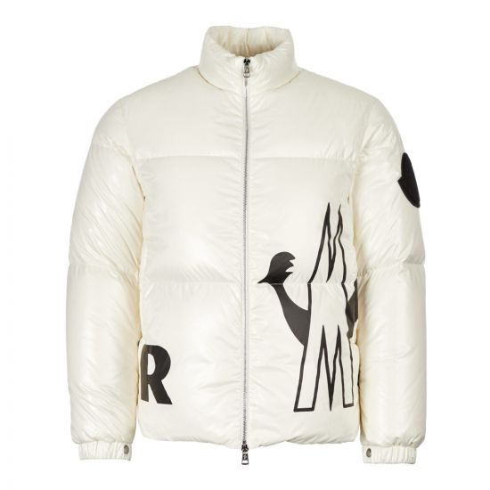 Moncler Jacket Friesian 41963 55 68950 034 Cream