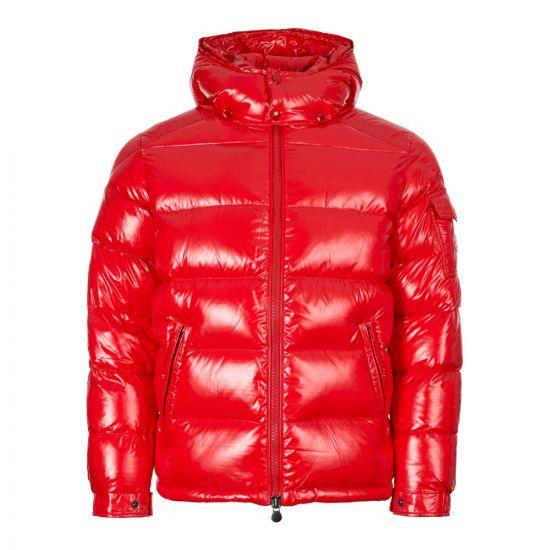 Moncler Maya Jacket | 40366 05 68950 455 Red