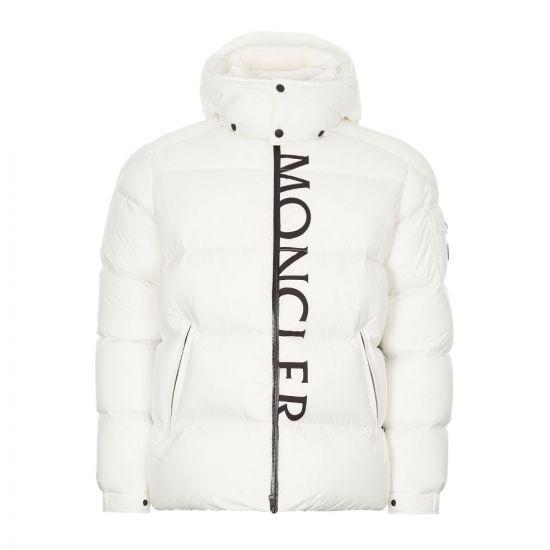 moncler maures jacket 1B544 10 53333 042 white / black