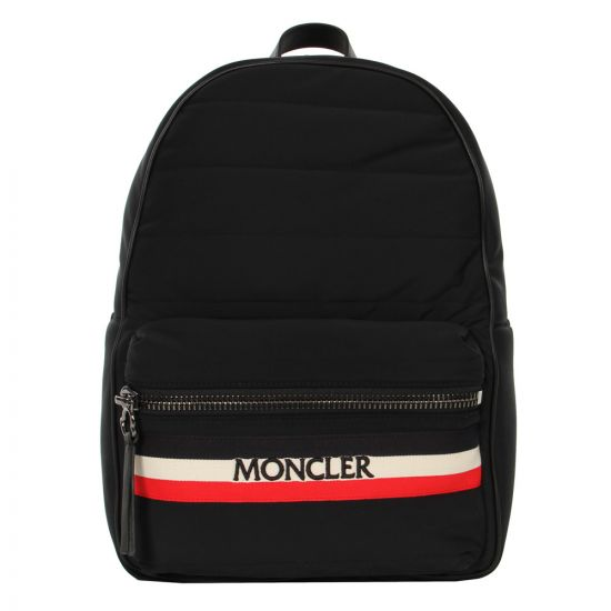 Moncler New George Backpack 00623 00 539AX 999 Black