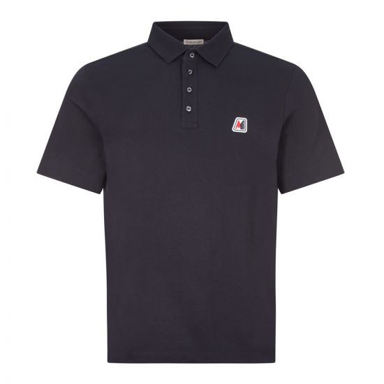 moncler polo shirt 8A718 00 84556 773 navy