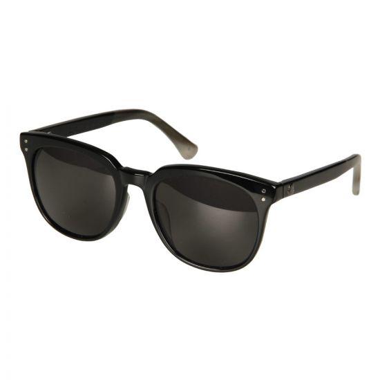 Moncler Sunglasses MC022 0U 000P in Black