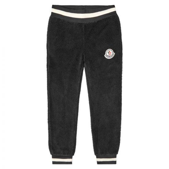 moncler joggers fleece 72300 809BY999 black