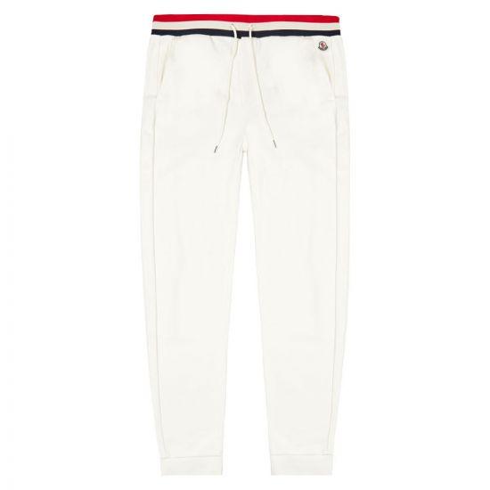 Moncler Sweatpants - White  21550CP -1