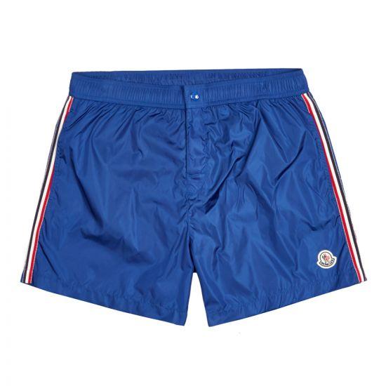 moncler swim shorts 2O707 00 53326 73L blue