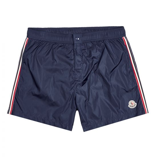 moncler swim shorts 2O707 00 53326 743 navy