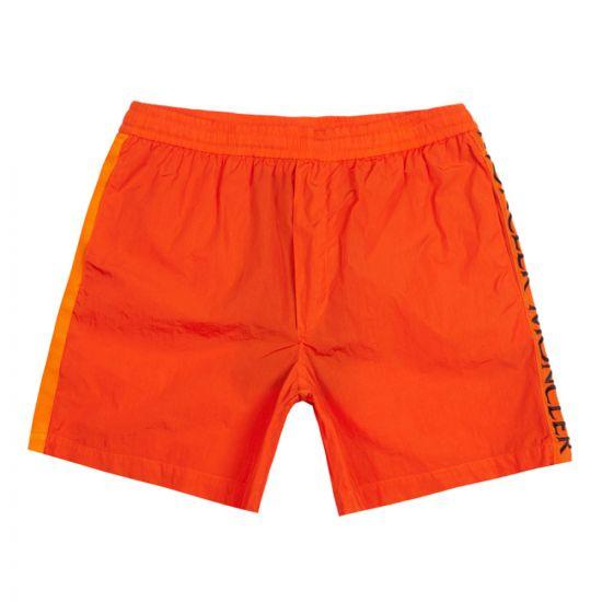 Moncler Swim Shorts | 2B711 60 C0469 326 Orange