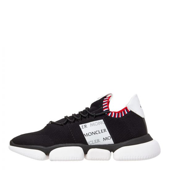 moncler the bubble sneaker 10362 00 01A8X 998 black
