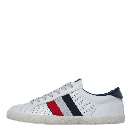Moncler Ryegrass Trainers 4M713|00|02S7X|032 In White At Aphrodite Clothing