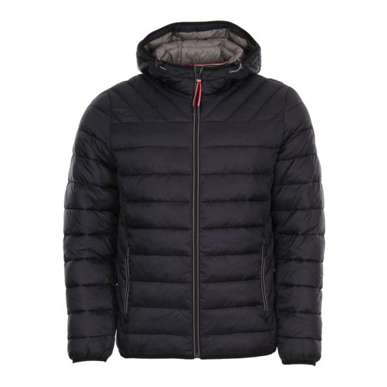 Napapijri Aerons Hooded Jacket NOY14X176 Navy