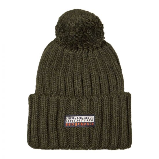 Napapijri Bobble Hat | NOYKCJ GE3 Forest Green
