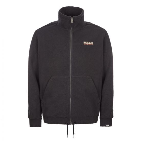 Napapijri Fleece | NOYIV4 TASE FZ 041 Black