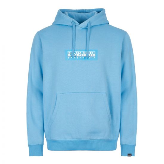 Napapijri Hoodie NP000KBT 169 Blue