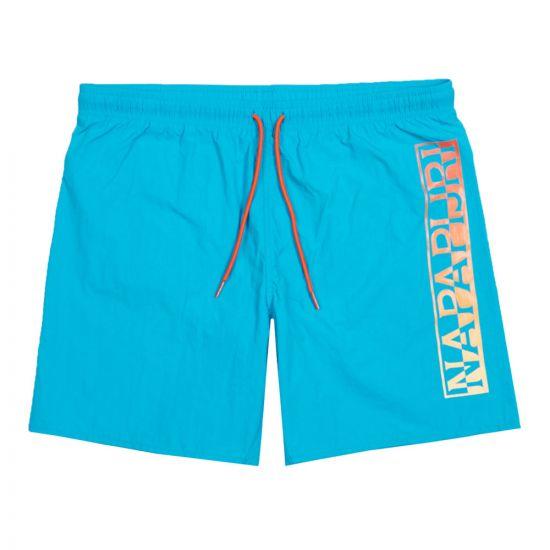 napapijri swim shorts victor NP0A4E1 J171 turquoise