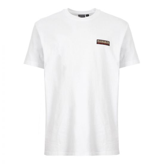 T-Shirt Sase - White
