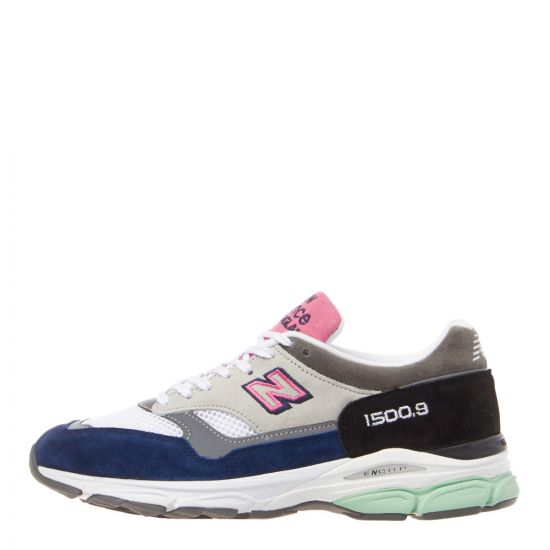 new balance 1500.9 trainers M15009FR navy / grey / pink
