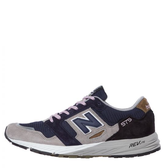 new balance trail 575 trainers MTL575NL navy