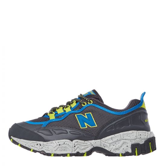 New Balance 801 Trainers ML801GLC Grey / Blue / Yellow Aphrodite