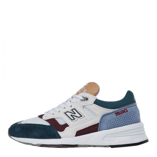 New Balance 1530 Trainers | M1530BWT Blue / White