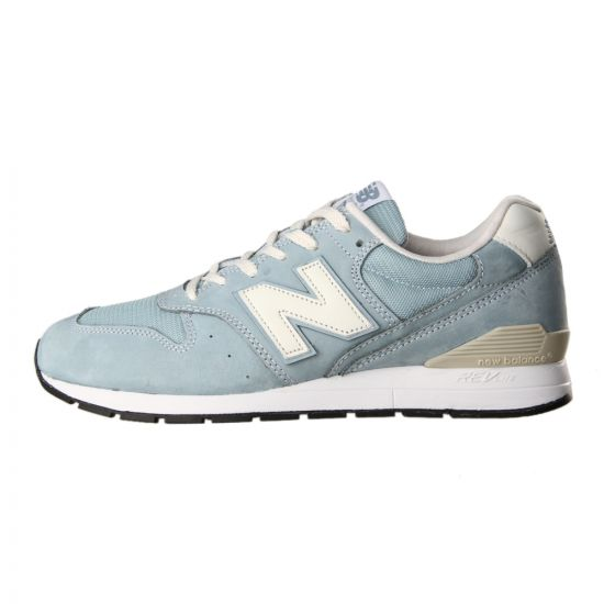 New Balance Light Blue MRL996FL Trainers