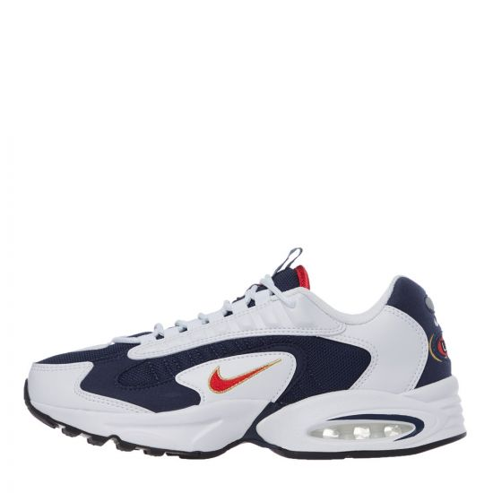 nike air max triax usa trainers CT1763 400 navy / white / red