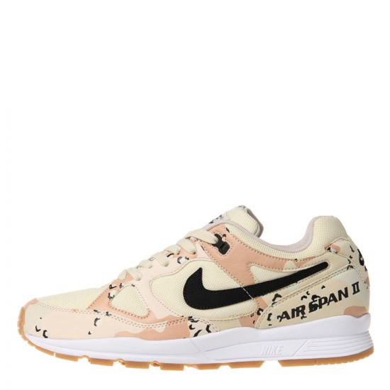Nike Air Span II 'Desert Camo' AO1546 200 In Praline Cream
