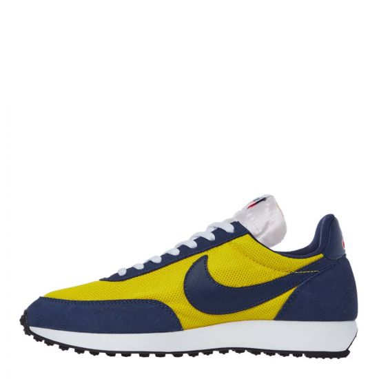 Nike Air Tailwind 79 Trainers   487754 702 Yellow / Navy