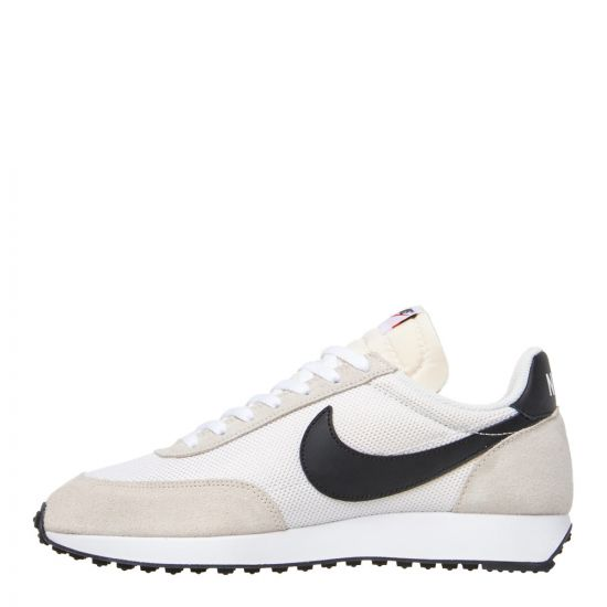 Nike Air Tailwind 487754 100 in White/Black