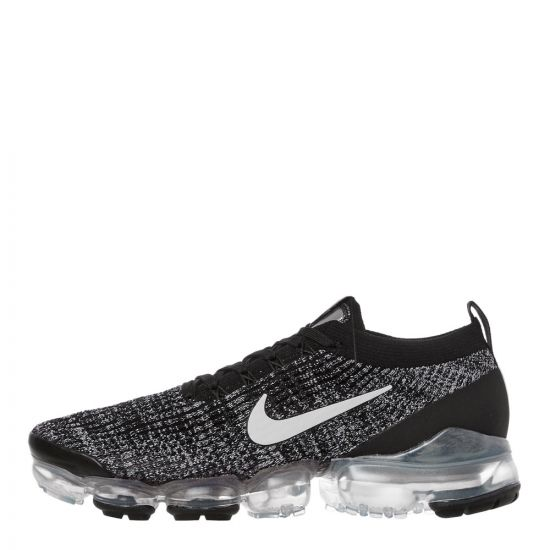Nike Air Vapormax Flyknit Trainers - Black 21440CP -1